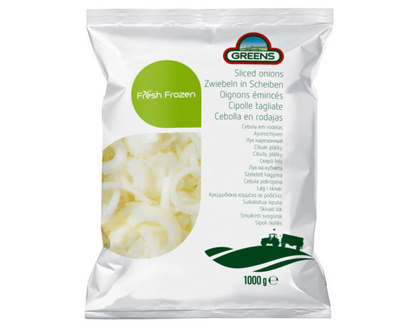Cipolle a fette busta 1kg