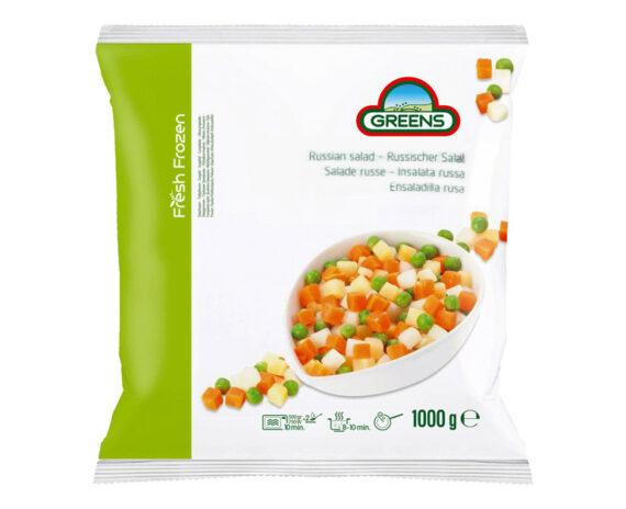 Busta insalata russa 1 kg
