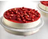 Cheesecake fragoline di bosco