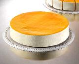 Cheesecake mango e albicocca pretagliat