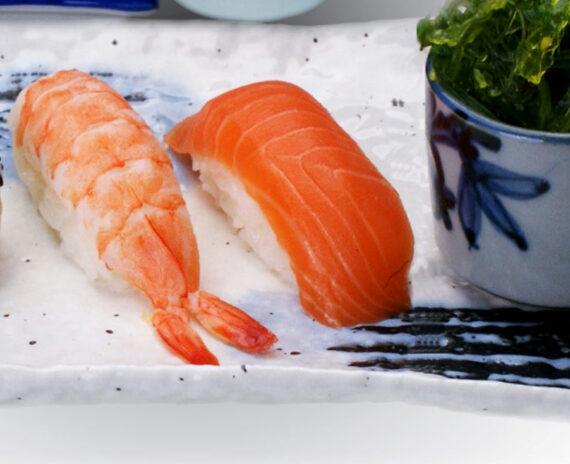 Mazzancolle precotte sushi ebi