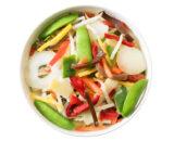 Miscela cinese di verdure