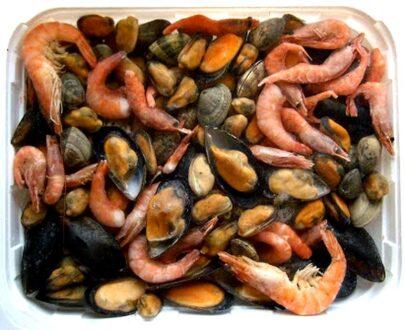 Preparati di pesce
