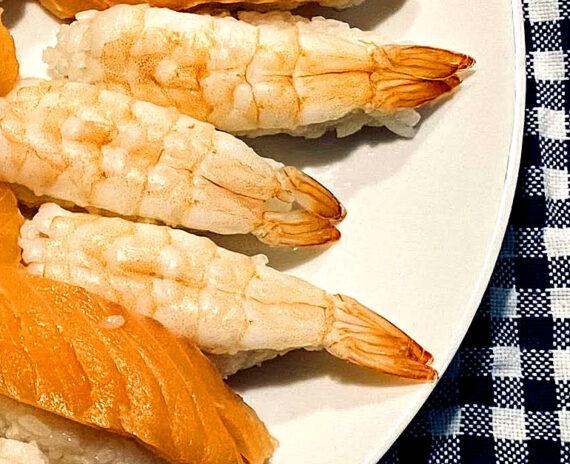 Sushi EBI Mazzancolle precotte