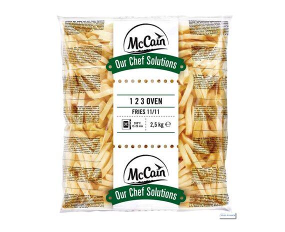 Busta patate da forno McCain 1-2-3