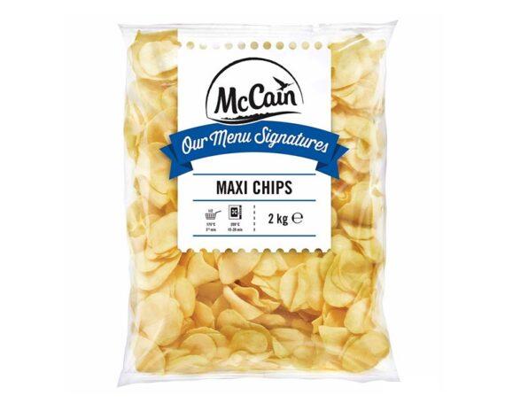 Busta patate Maxi Chips McCain 2kg