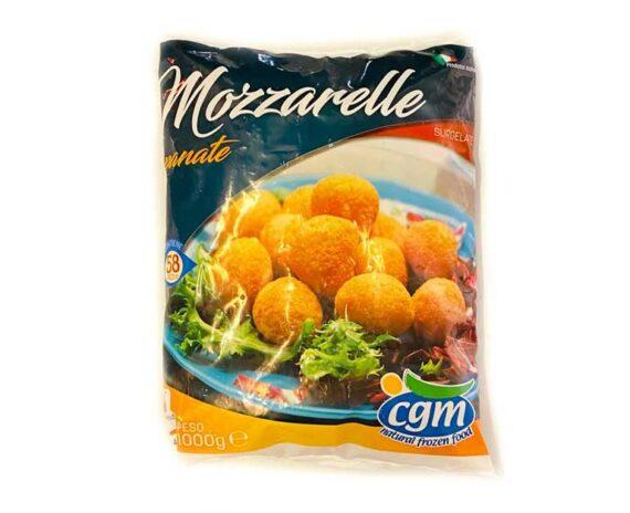 Mozzarelle panate